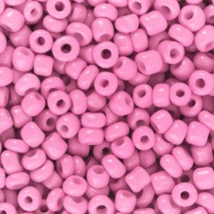 Taffy pink | Rocailles 8/0 (3mm)