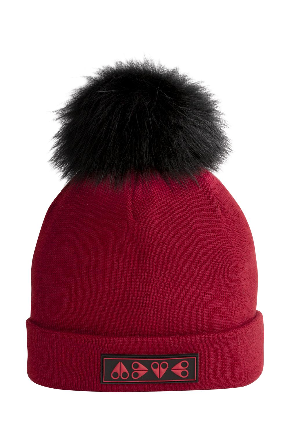 POM POM TOQUE-HAT-MOOSE KNUCKLES-Janan Boutique