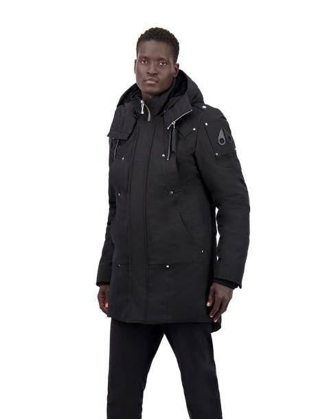 SAINT-ULRIC PARKA BLACK-PARKA-MOOSE KNUCKLES-M-Janan Boutique