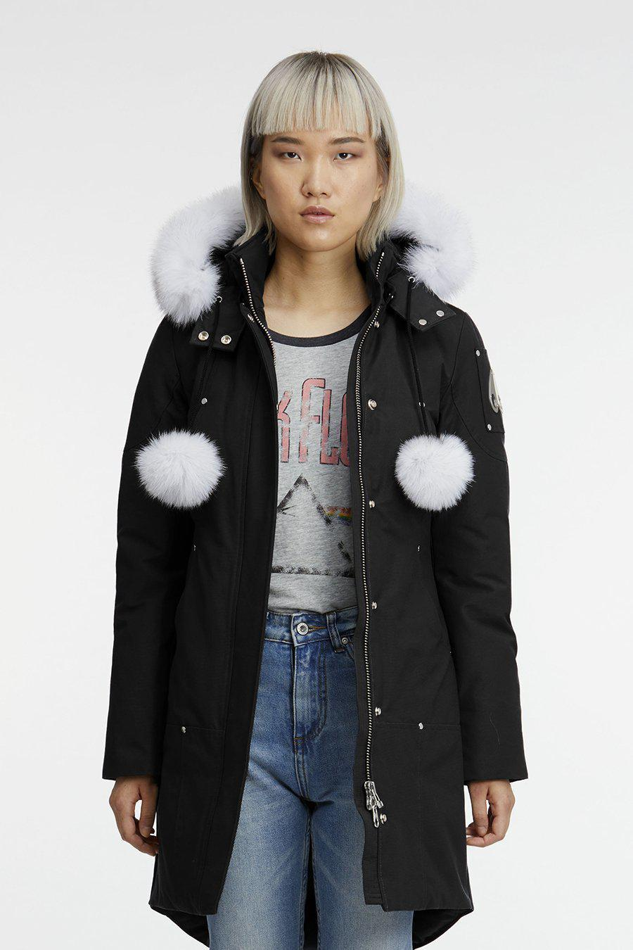 STIRLING PARKA BLACK-PARKA-MOOSE KNUCKLES-XS-Janan Boutique