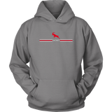 GOAT Red Logo Hoodie (7 Colors)