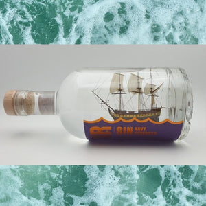 Navy Gin, 70cl bottle