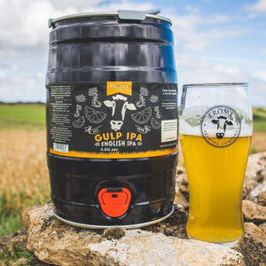 Gulp, IPA - Mini Keg (9 Pints) - Frome Brewing Company