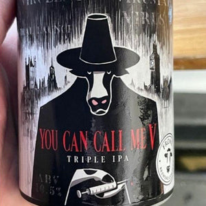 You Can Call Me V, Triple IPA 330ml Cans