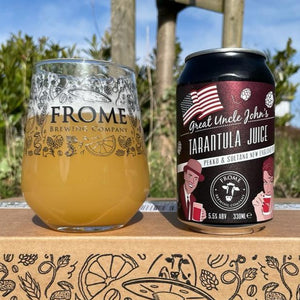 Great Uncle John's Tarantula Juice, IPA 330ml Cans