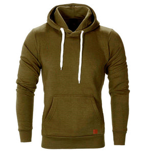 Mens Sweatshirt Long Sleeve Casual Hoodies