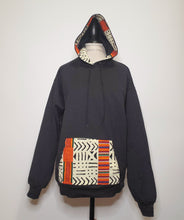 Load image into Gallery viewer, Mud Cloth Hoodie