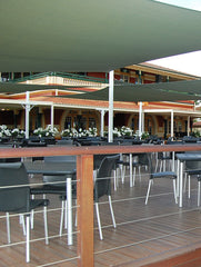 Perth Racing Outdoor Seating