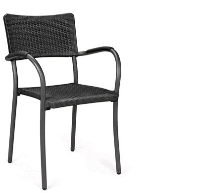 anthracite anthracite coated - Artica wicker