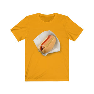 Hotdog Tee [BE MEMORABLE]