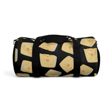 Load image into Gallery viewer, Cheese Cheese Cheese Duffel Bag [BE AN INFLUENCER]