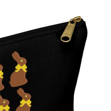 Load image into Gallery viewer, Easter Chocolate Bunny Pouch w T-bottom [CELEBRATE IN STYLE]