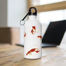 Load image into Gallery viewer, Lobster Stainless Steel Water Bottle