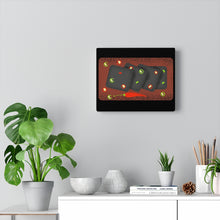Load image into Gallery viewer, Sticky Tofu Art Canvas Gallery Wraps