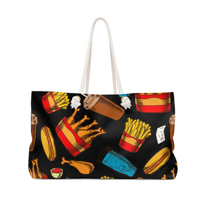 Yummy Yummy in My Tummy Weekender Bag