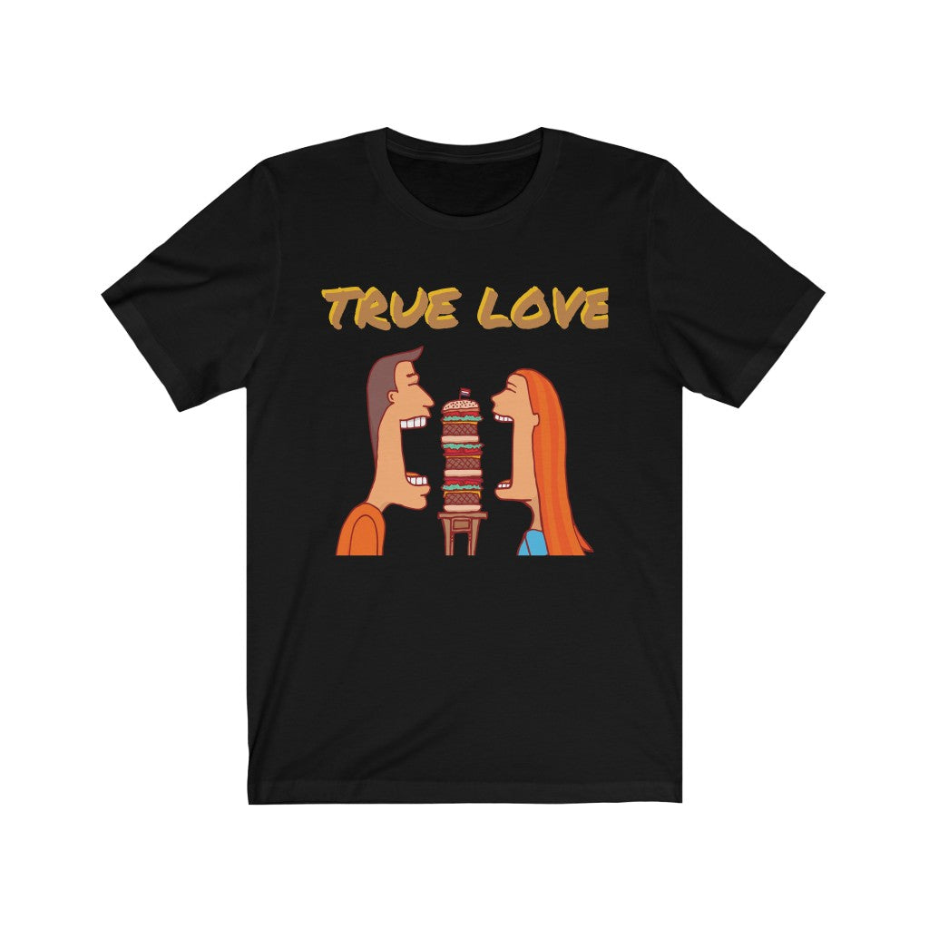True Love Foodie Tee [BE SMACKALICIOUS]
