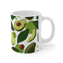 Load image into Gallery viewer, Avocado Mug 11oz