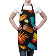 Load image into Gallery viewer, Yummy Yummy in My Tummy Party Apron