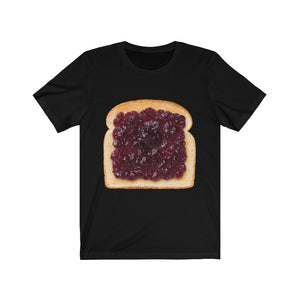 Jelly on Toast Unisex Jersey Short Sleeve Tee