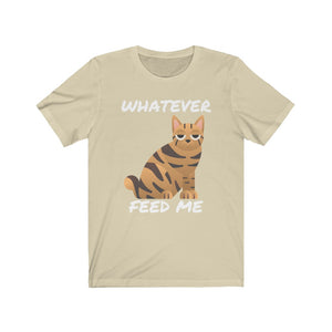Whatever Feed Me American Tee