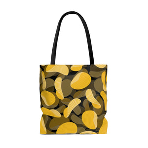 Eat More Chips AOP Tote Bag