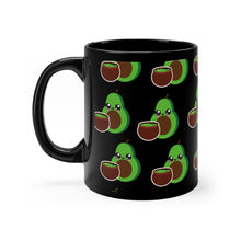 Load image into Gallery viewer, Black Avocado & Guac Mug 11oz