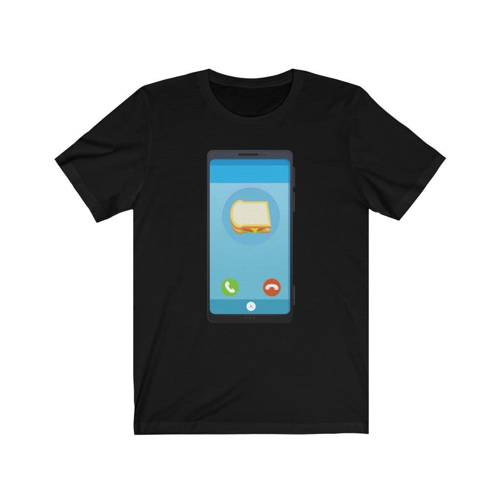 Who's Calling? Sandwich Tee [BE UNIQUE]