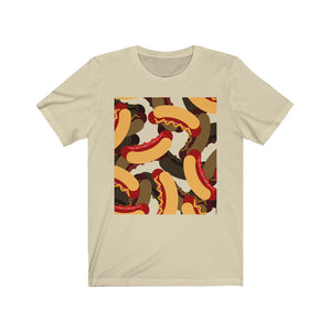 Eat More Hotdogs Tee [BE AUTHENTIC]