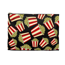 Load image into Gallery viewer, Popcorn Paradise Accessory Pouch [BE AUTHENTIC]