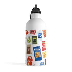 All the Food Stainless Steel Water Bottle