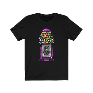 Gumball Machine Unisex Jersey Short Sleeve Tee