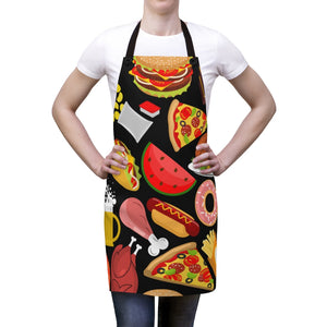 Foodie Bae Party Apron