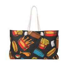 Load image into Gallery viewer, Yummy Yummy in My Tummy Weekender Bag