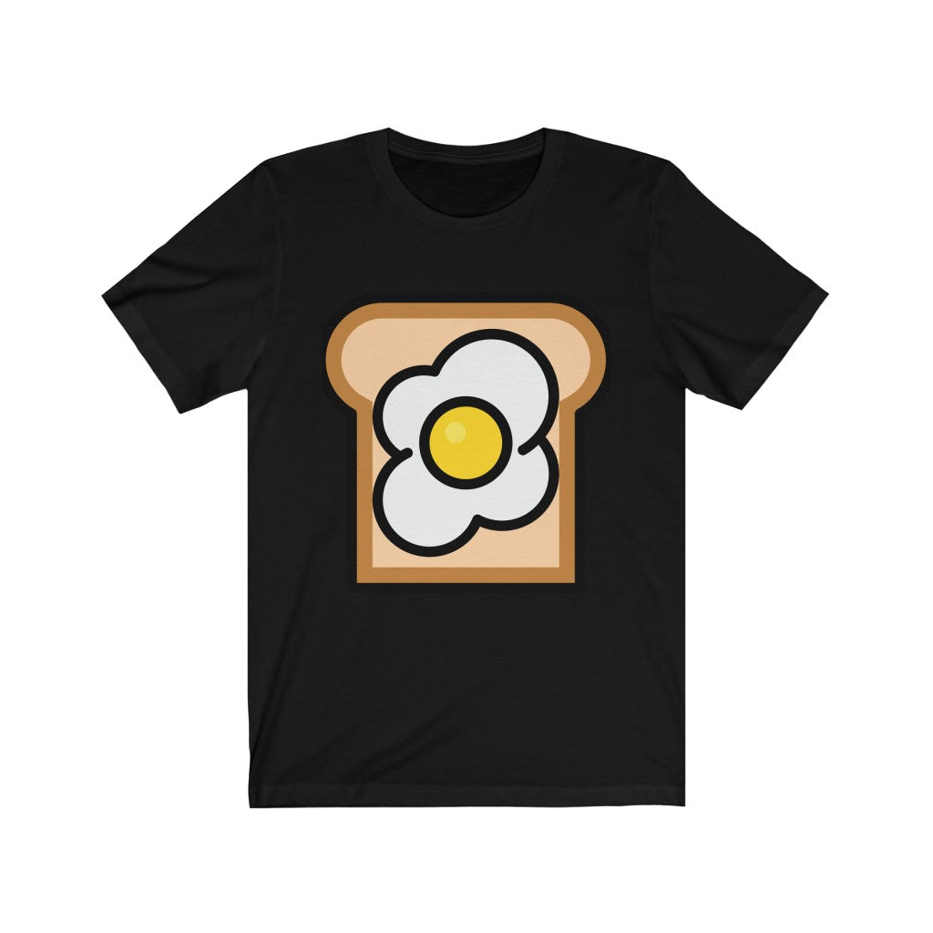 Egg and Toast Tee [BE EGG-SALENT]