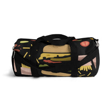 Load image into Gallery viewer, Yummy Fast Food Duffel Bag [BE AN INFLUENCER]