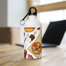 Load image into Gallery viewer, Amazing Food Stainless Steel Water Bottle