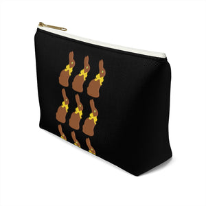Easter Chocolate Bunny Pouch w T-bottom [CELEBRATE IN STYLE]