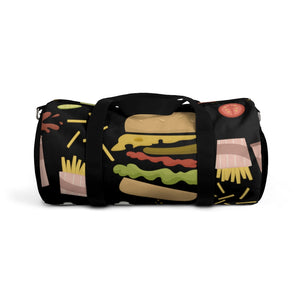 Yummy Fast Food Duffel Bag [BE AN INFLUENCER]