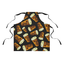 Load image into Gallery viewer, Drink More Coffee Party Apron