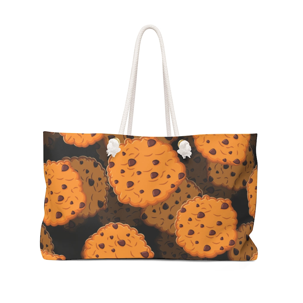 Crazy Cookies Weekender Bag