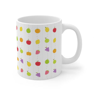 Mug Fruit 11oz