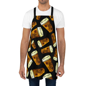 Drink More Coffee Party Apron