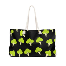 Load image into Gallery viewer, Broccoli Weekender Bag