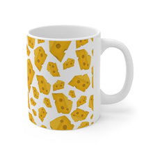 Load image into Gallery viewer, Cheese Mug 11oz