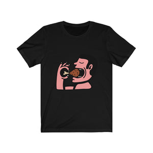Hungry Me Chicken Tee [BE A WORK OF ART]