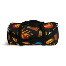 Load image into Gallery viewer, Yummy Yummy in My Tummy Duffel Bag [BE AN INFLUENCER]