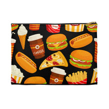 Load image into Gallery viewer, Fast Foodie Bae Accessory Pouch [BE AUTHENTIC]