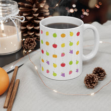 Load image into Gallery viewer, Mug Fruit 11oz