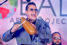 Coffee Talk with Tito Puente Jr.