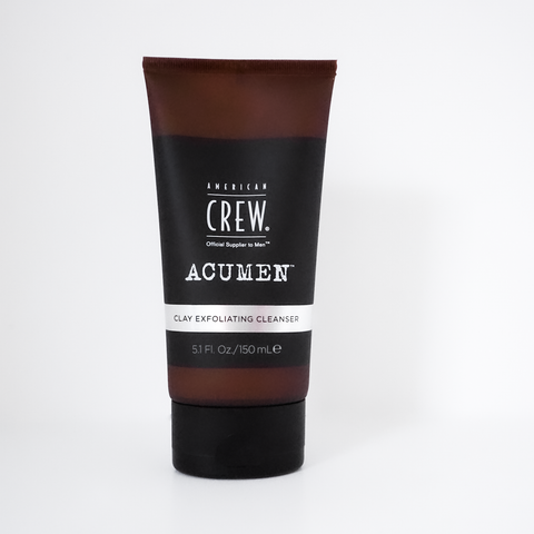 Acumen Clay Exfoliating Cleanser